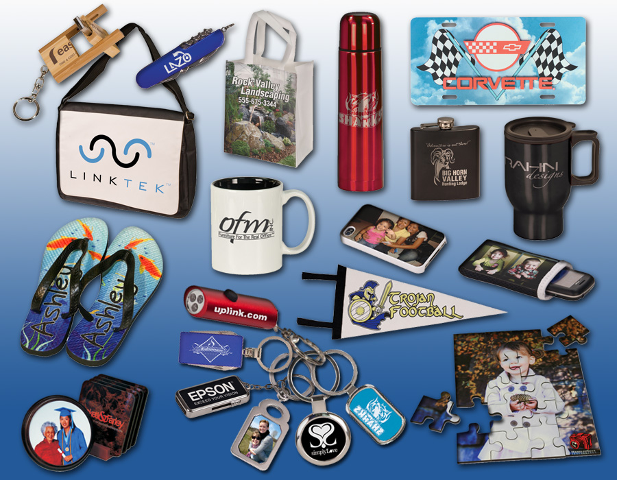Promotional Products A Logo For You